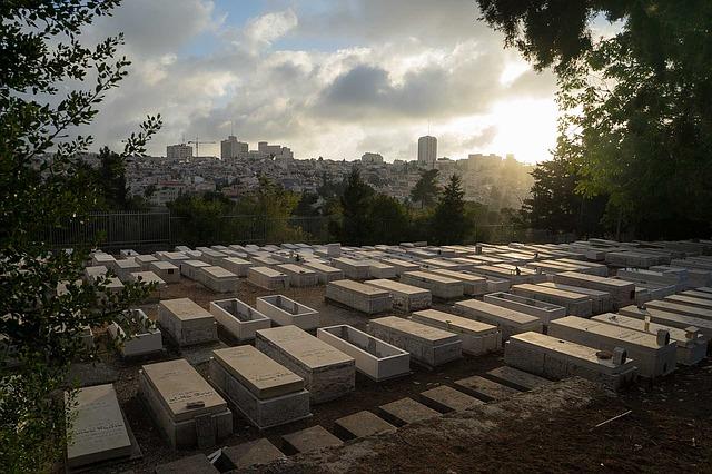מצבות בירושלים