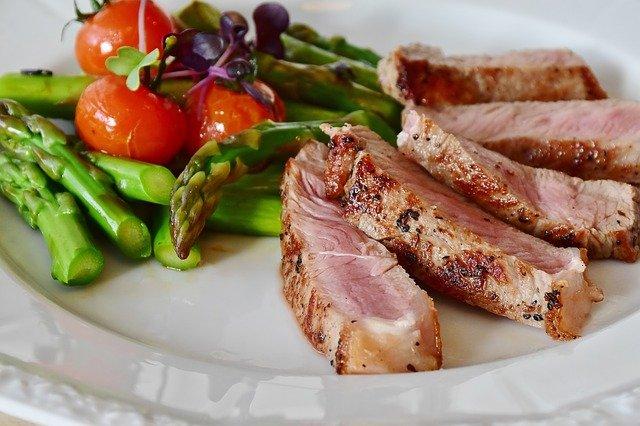 מנות בשריות לדיאטה
